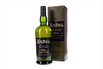 Lot 315-ARDBEG 10 YEARS OLD - ONE LITRE