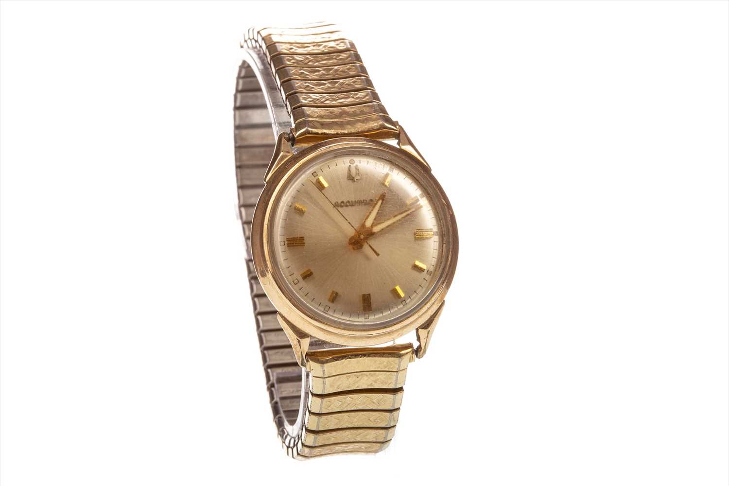 Lot 768-A GENTLEMAN'S ACCUTRON QUARTZ WATCH