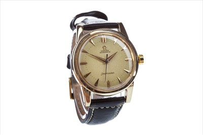 Lot 783-A GENTLEMAN'S OMEGA SEAMASTER WATCH