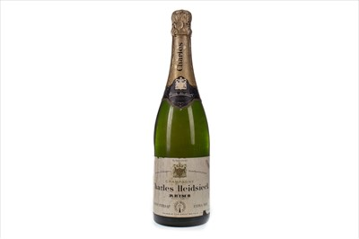 Lot 1029-CHARLES HEIDSIECK 1969 EXTRA DRY Champagne