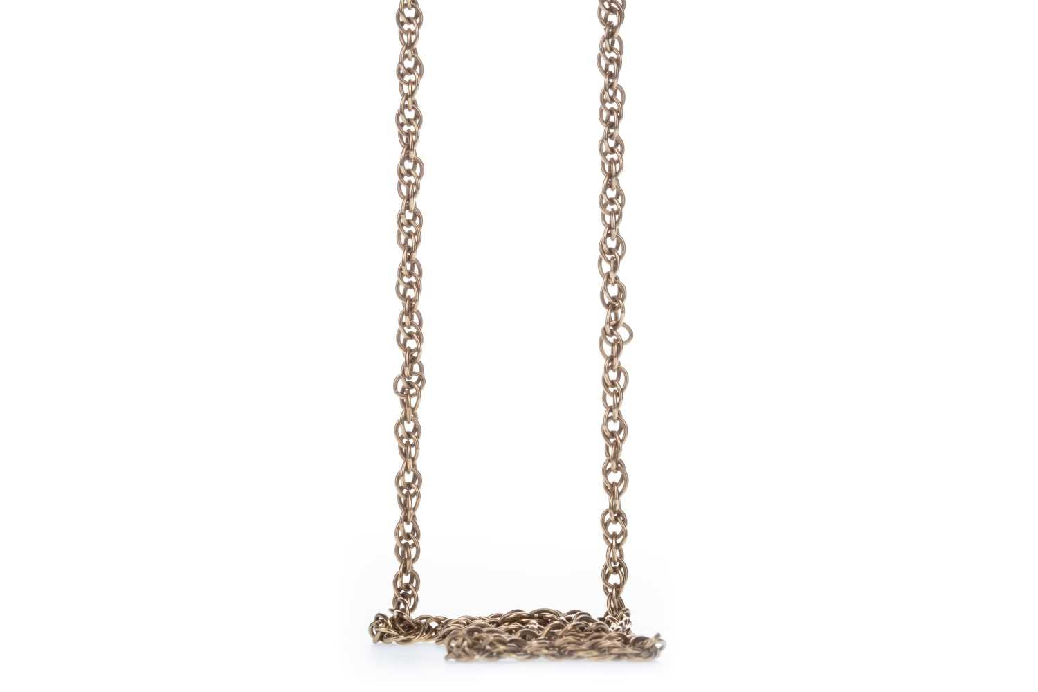 Lot 306-A GOLD CHAIN