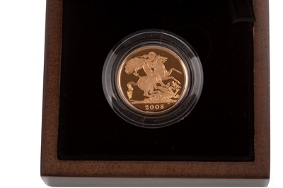 Lot 19-TWO GOLD COINS