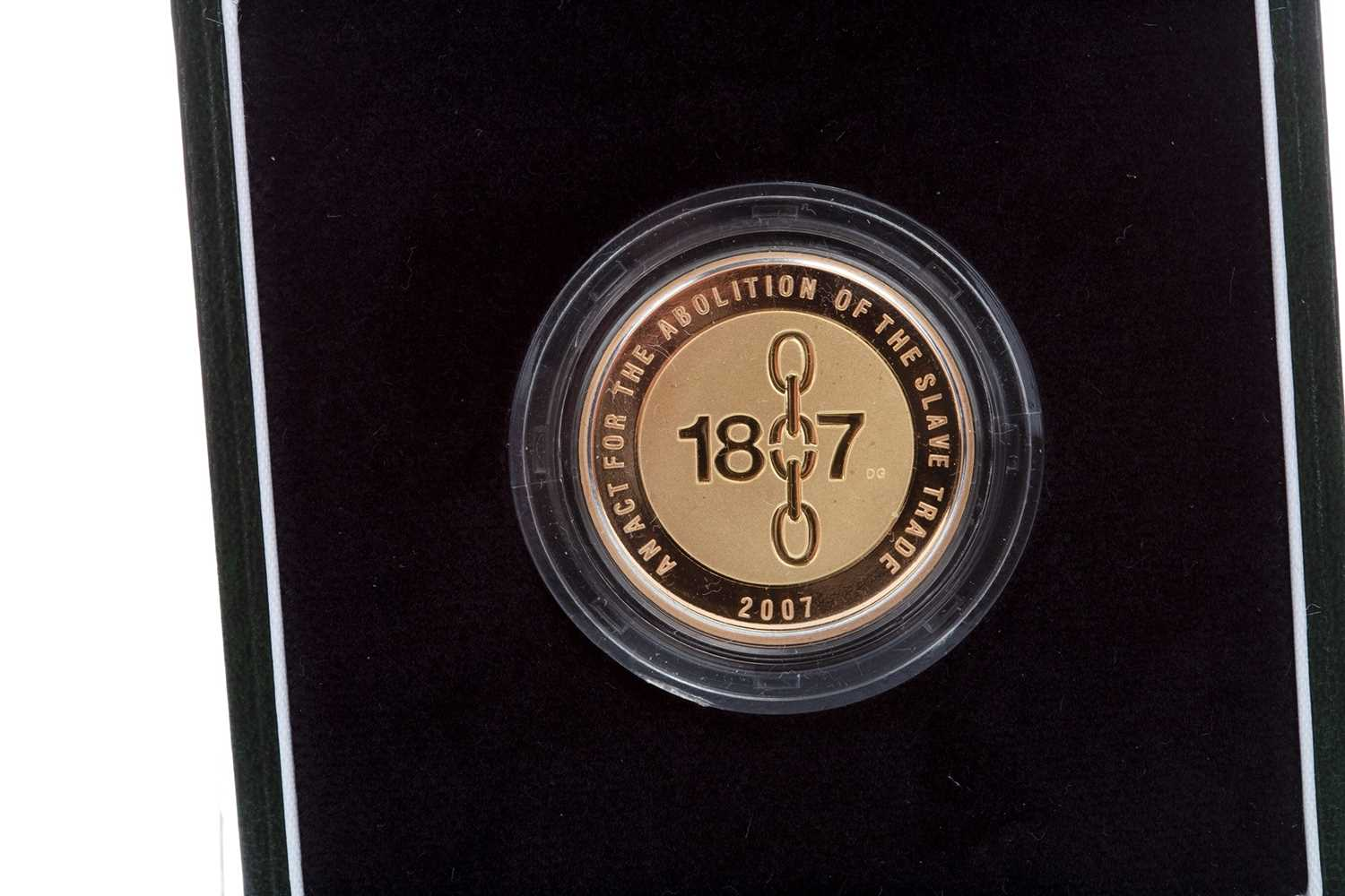 Lot 26-A THE ROYAL MINT GOLD £2 COIN