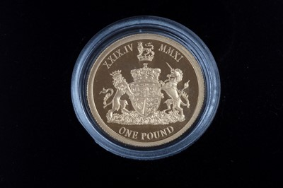 Lot 34-A WESTMINSTER GOLD PROOF COIN