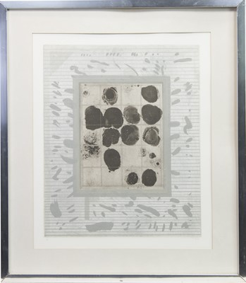 Lot 4-WINDOW, AN ETCHING BY A FRASER