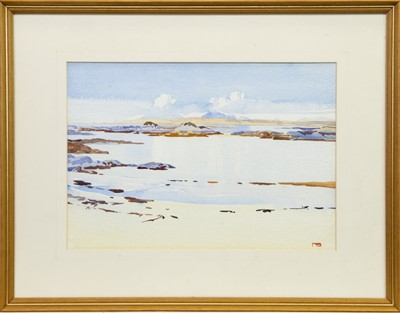 Lot 10-WINTER PEACE, A WATERCOLOUR BY MARY HOLDEN BIRD