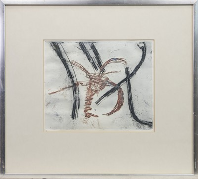 Lot 18-AN ABSTRACT ETCHING