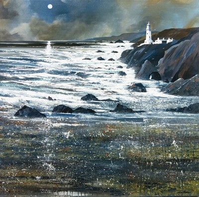 Lot 25-MOONLIT SHORE, A GICLEE PRINT BY NICK POTTER