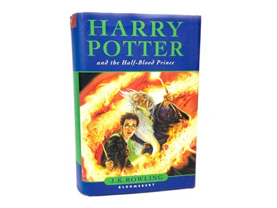 Lot 1619-HARRY POTTER AND THE HALF BLOOD PRINCE
