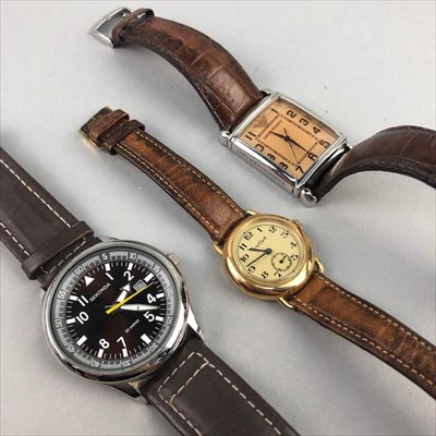 Lot 5-A LOT OF FASHION WATCHES