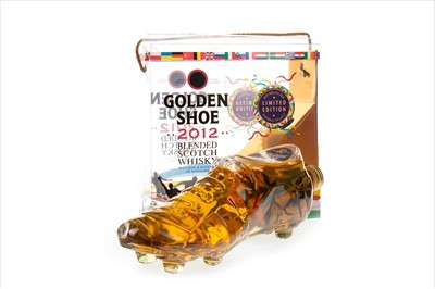 Lot 416-GOLDEN SHOE 2012