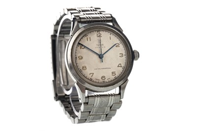 Lot 702-A GENTLEMAN'S TUDOR OYSTER STAINLESS STEEL AUTOMATIC WRIST WATCH