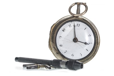 Lot 704-A PAIR CASED POCKET WATCH