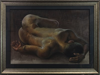 Lot 537-ANCIENT DREAM A PASTEL BY GOO CHEUNG HANG