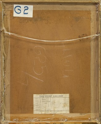 Lot 668 - GANTRY, A MIXED MEDIA BY NORMAN STANSFIELD CORNISH