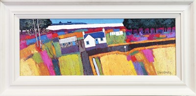 Lot 533-BY THE SEA, AN OIL BY DAVID BODY