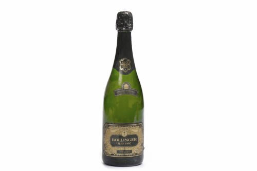 Lot 1425-BOLLINGER R.D. 1982 Champagne A.C. Ay, Champagne, ...