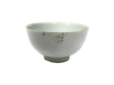 Lot 819-A LATE 19TH/EARLY 20TH CENTURY CHINESE BLANC DE CHINE CIRCULAR BOWL