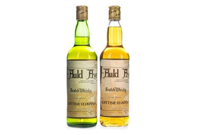 Lot 402-TWO BOTTLES OF AULD AYR
