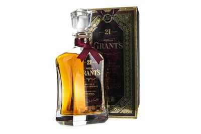 Lot 403-GRANT'S AGED 21 YEARS