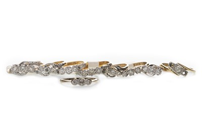 Lot 365 - A GROUP OF RINGS