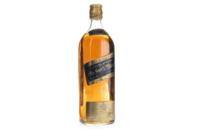 Lot 410-JOHNNIE WALKER BLACK LABEL