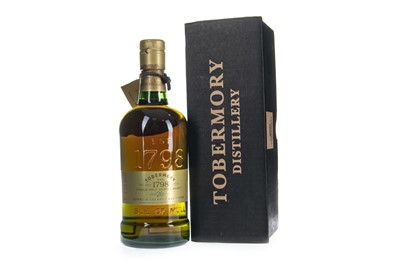 Lot 13-TOBERMORY SHERRY CASK FINISH AGED 20 YEARS