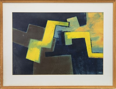 Lot 402-A CONTEMPORARY PASTEL