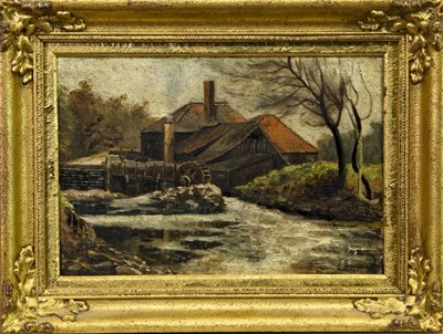 Lot 403-WATERMILL, A SCOTTISH OIL