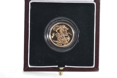 Lot 52 - 1996 GOLD PROOF SOVEREIGN