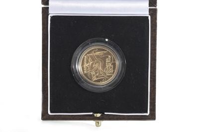 Lot 55 - 2003 GOLD PROOF BRITANNIA £25 COIN