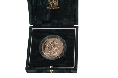 Lot 50 - 1998 GOLD £5 COIN