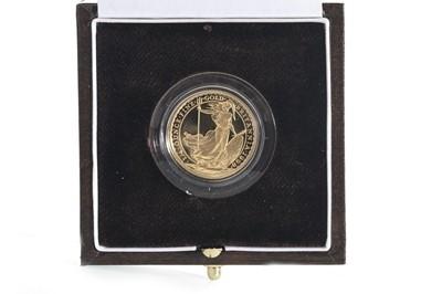 Lot 31 - 1998 GOLD PROOF BRITANNIA £25 COIN