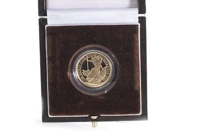 Lot 57 - 2000 GOLD PROOF BRITANNIA £25 COIN