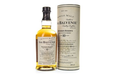 Lot 19-BALVENIE FOUNDER'S RESERVE AGED 10 YEARS