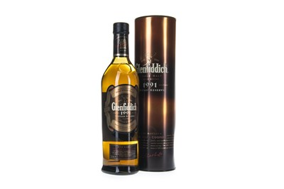 Lot 24-GLENFIDDICH 1991 DON RAMSAY THE HEAD COOPER