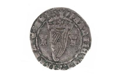Lot 72 - IRELAND - HENRY VIII (1509 - 1547) GROAT