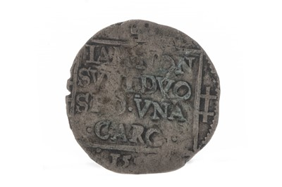 Lot 87 - SCOTLAND - MARY SECOND PERIOD (1558 - 1560) GROAT OR NONSUNT