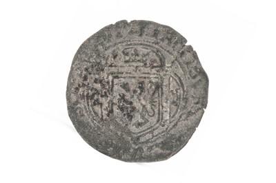 Lot 99 - SCOTLAND - JAMES V (1513 - 1542) BILLON PLACK