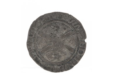 Lot 101 - SCOTLAND - MARY QUEEN OF SCOTS (1542 - 1567) BAWBEE