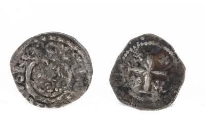 Lot 117 - ENGLAND - TWO HENRY II (1154 - 1189) PENNIES