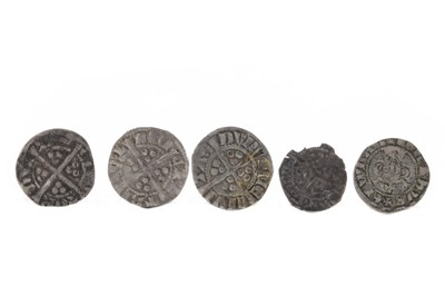 Lot 120 - A COLLECTION OF EDWARD I (1272 - 1307) PENNIES