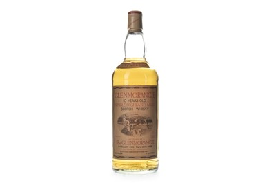 Lot 324-GLENMORANGIE 10 YEARS OLD - 1.13 LITRES