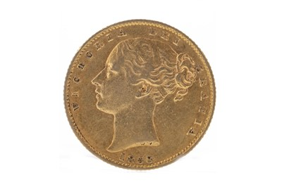 Lot 137 - QUEEN VICTORIA (1837 - 1901) SOVEREIGN DATED 1858