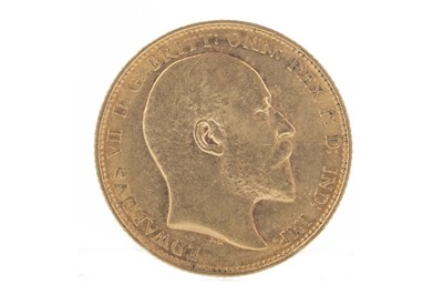 Lot 138 - EDWARD VII (1901 - 1910) GOLD SOVEREIGN DATED 1903