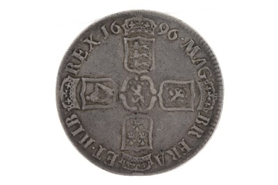 Lot 152 - ENGLAND - WILLIAM III CROWN DATED 1696