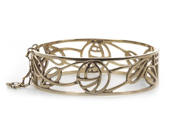 Lot 841 - A RENNIE MACKINTOSH BANGLE