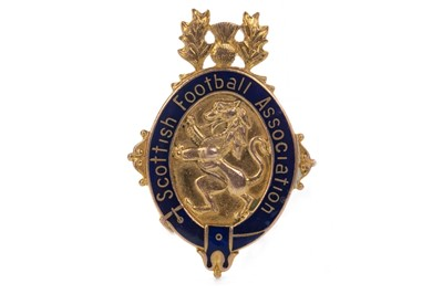Lot 1727 - JIM BROGAN OF CELTIC F.C. - HIS SCOTTISH CUP WINNERS MEDAL 1970/71