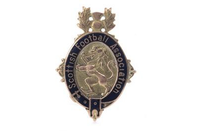 Lot 1728 - JIM BROGAN OF CELTIC F.C. - HIS SCOTTISH CUP WINNERS MEDAL 1971/72