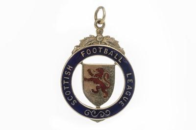 Lot 1733 - JIM BROGAN OF CELTIC F.C. - HIS LEAGUE CUP RUNNERS-UP MEDAL 1971/72